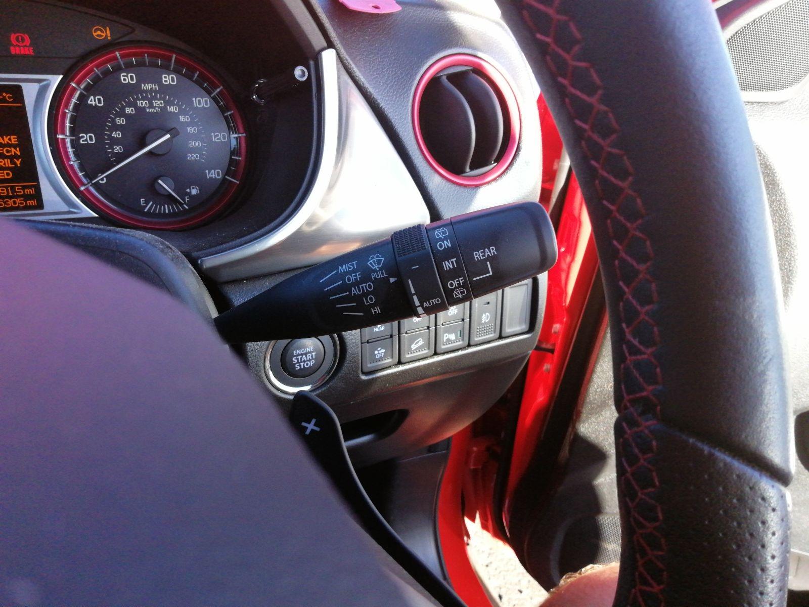 View Auto part Combination Switch Suzuki Vitara 2017
