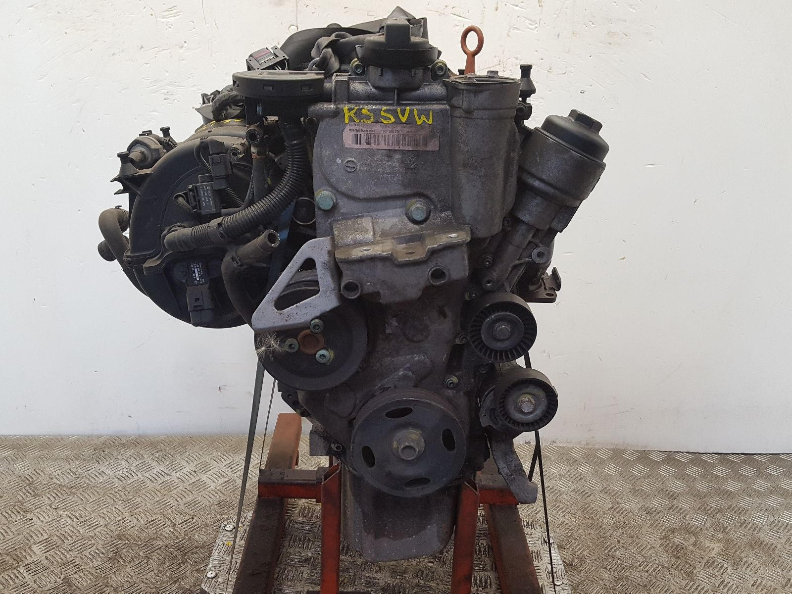 Image for a 2004 Volkswagen Golf 1.6 Petrol BLP Engine