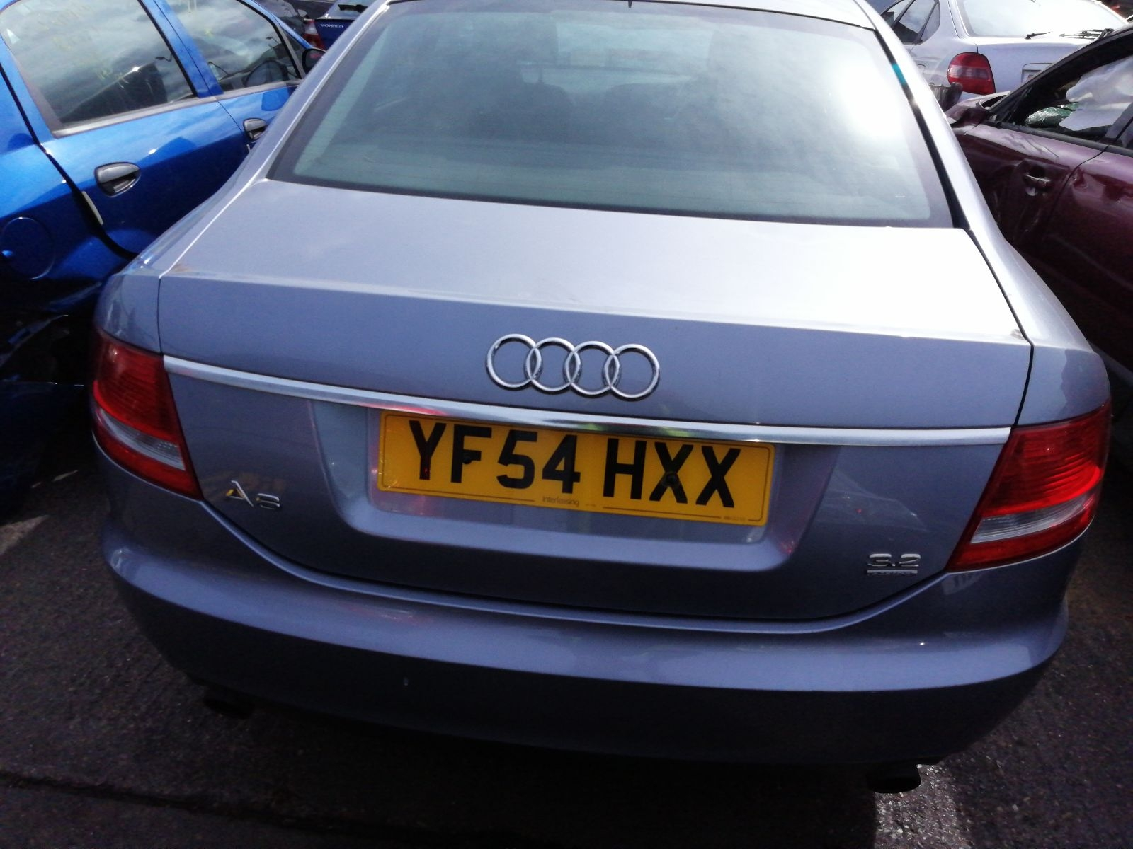 View Auto part Bootlid/Tailgate Audi A6 2004