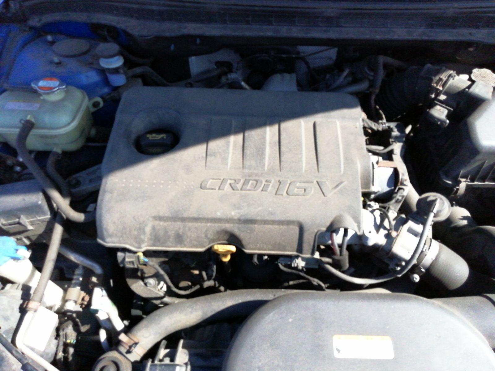 View Auto part Engine Hyundai I30 2010
