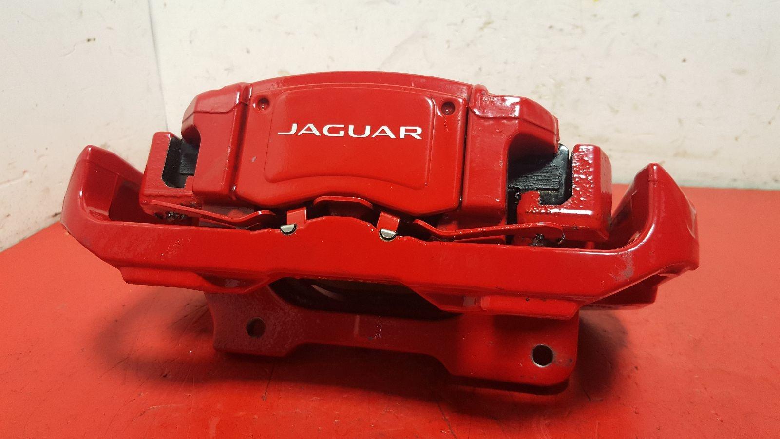 View Auto part Caliper Jaguar F Type 2016