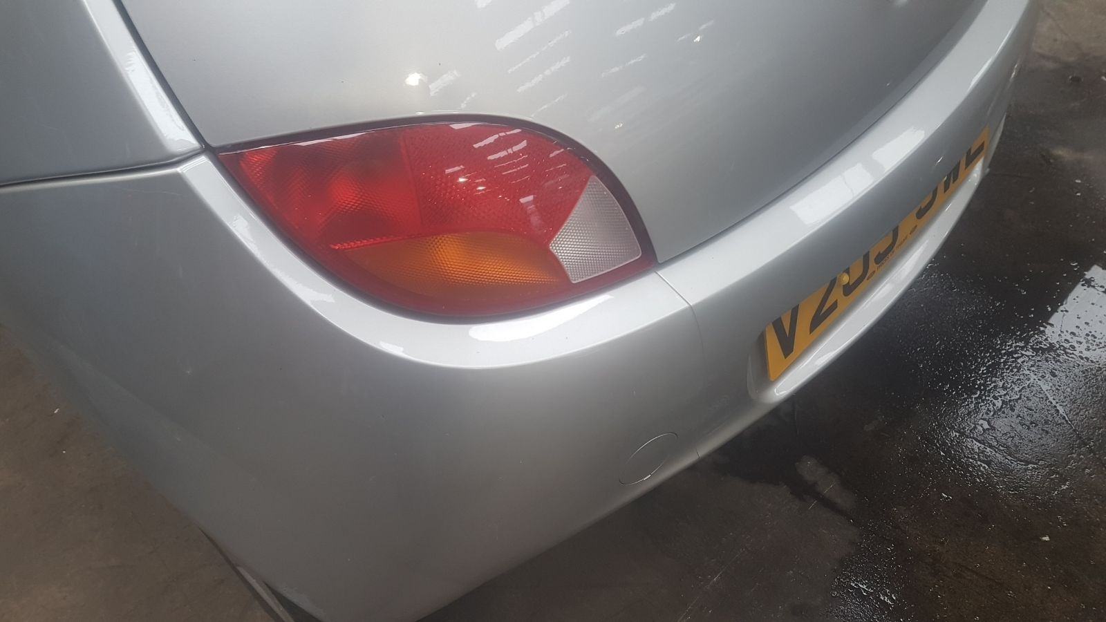 View Auto part L Taillight Ford Ka 1999