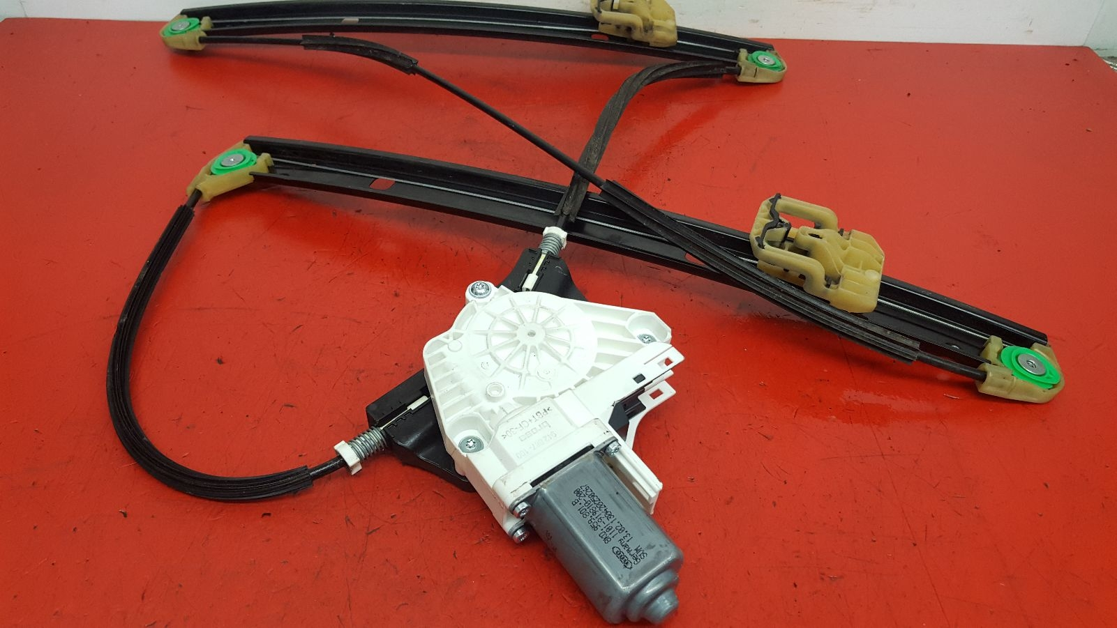 View Auto part LF Window Regulator Audi A6 2013