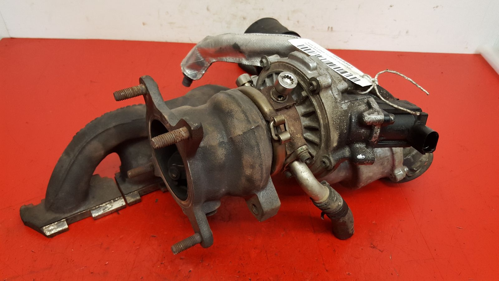 View Auto part Turbocharger Audi A3 2010