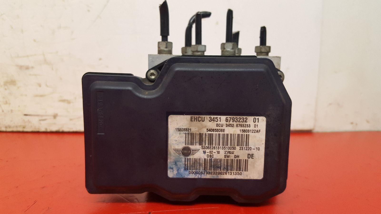 View Auto part ABS Pump/Modulator Mini (bmw) Mini 2010
