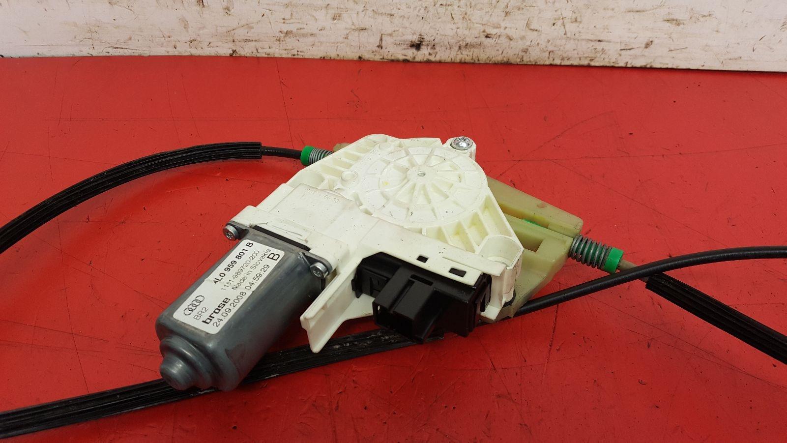 View Auto part LF Window Regulator Audi Q7 2009