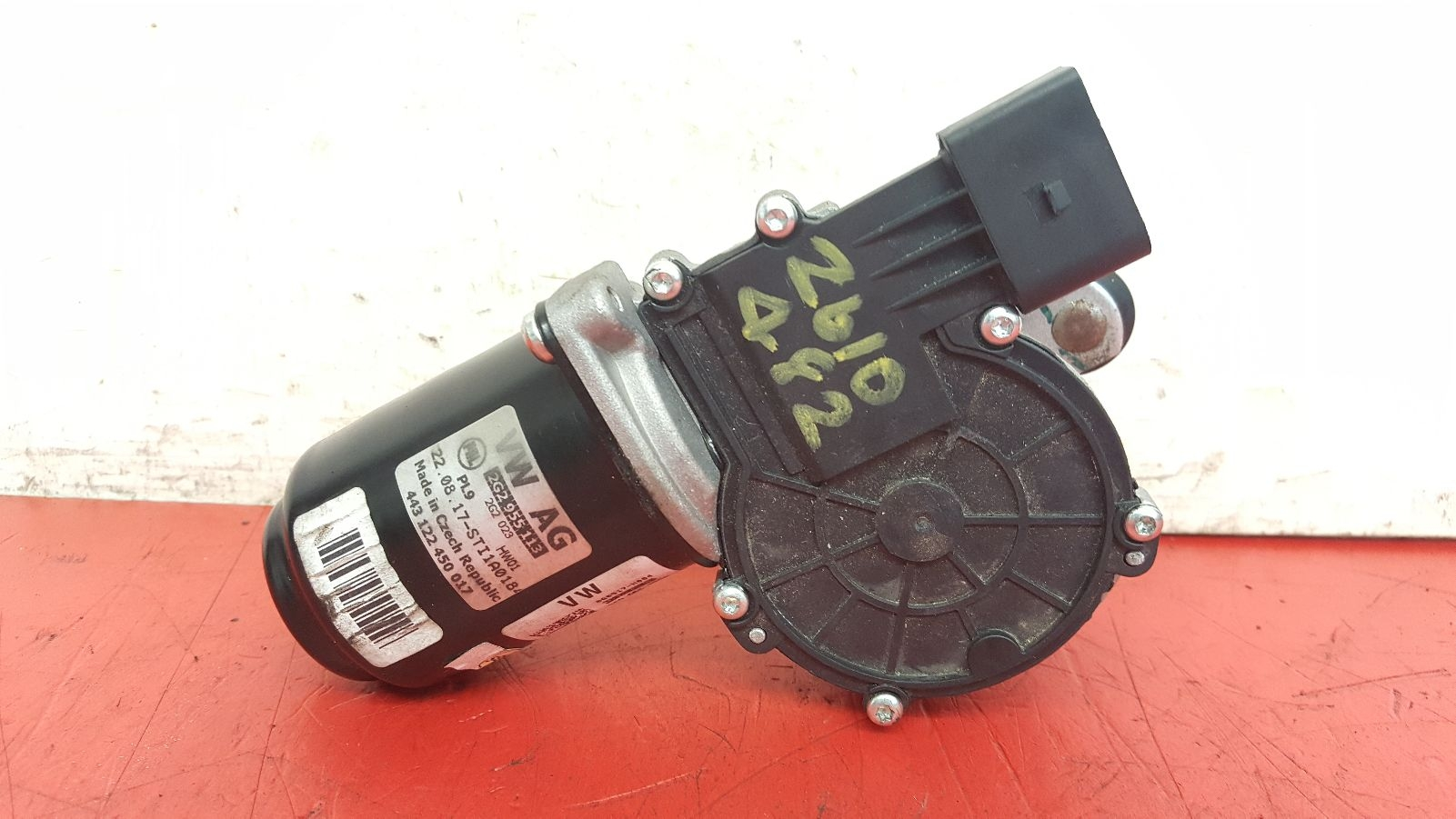 View Auto part Wiper Motor Front Volkswagen Polo 2018