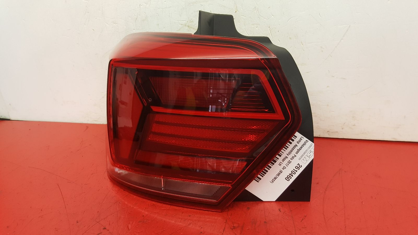 View Auto part L Taillight Volkswagen Polo 2018