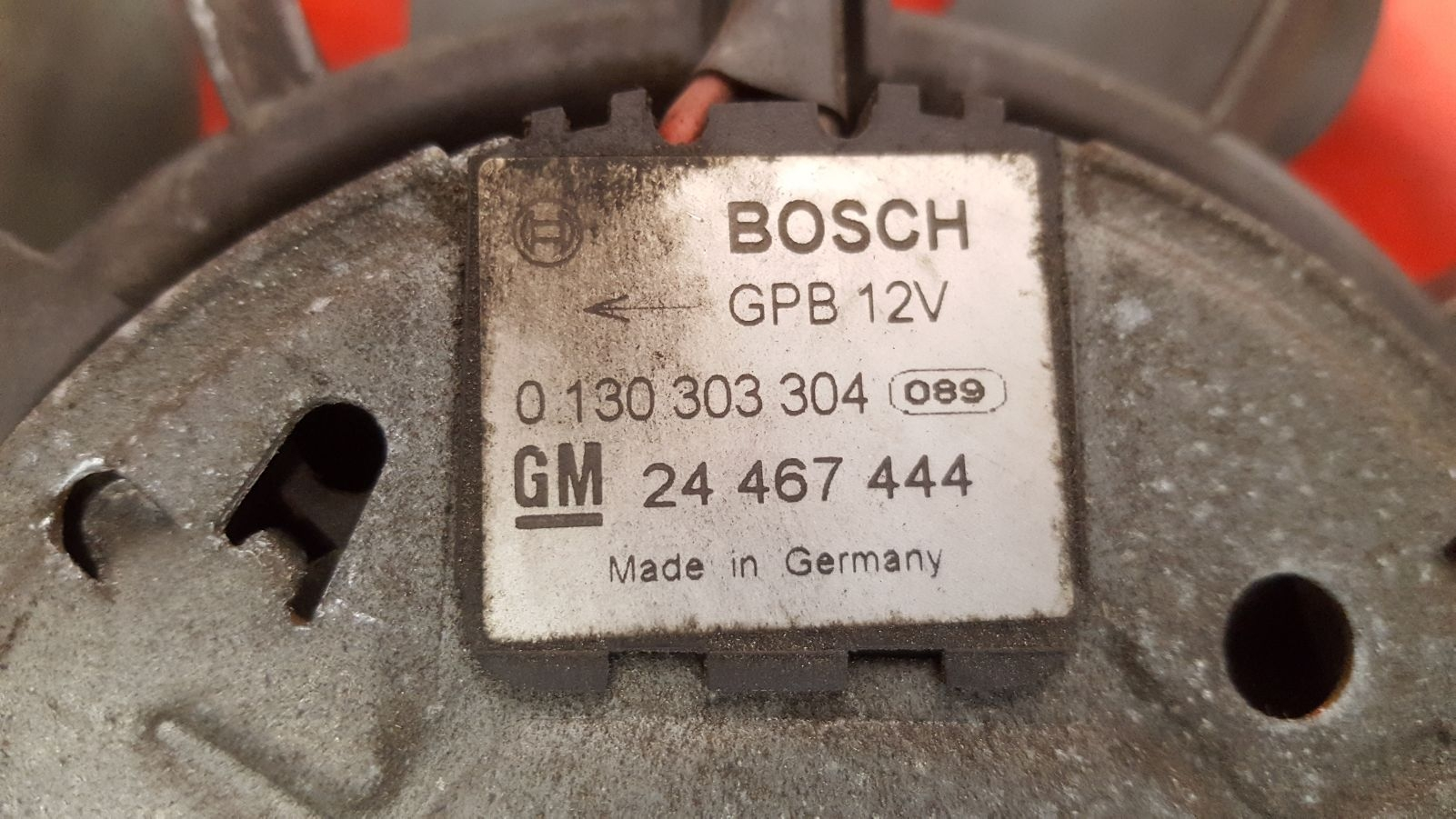 View Auto part Engine Cooling Motor Vauxhall Astra 2006