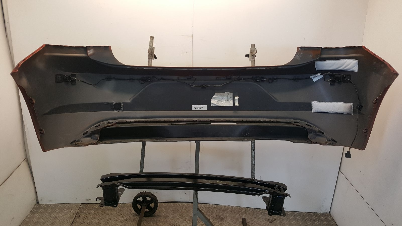 View Auto part Rear Bumper Volkswagen Polo 2018