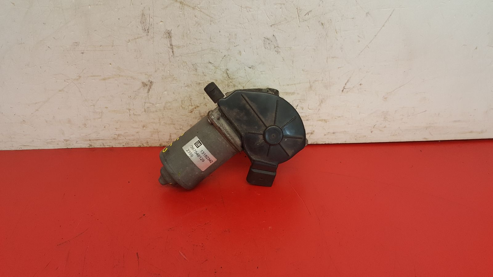 View Auto part Wiper Motor Front Vauxhall Corsa 2008