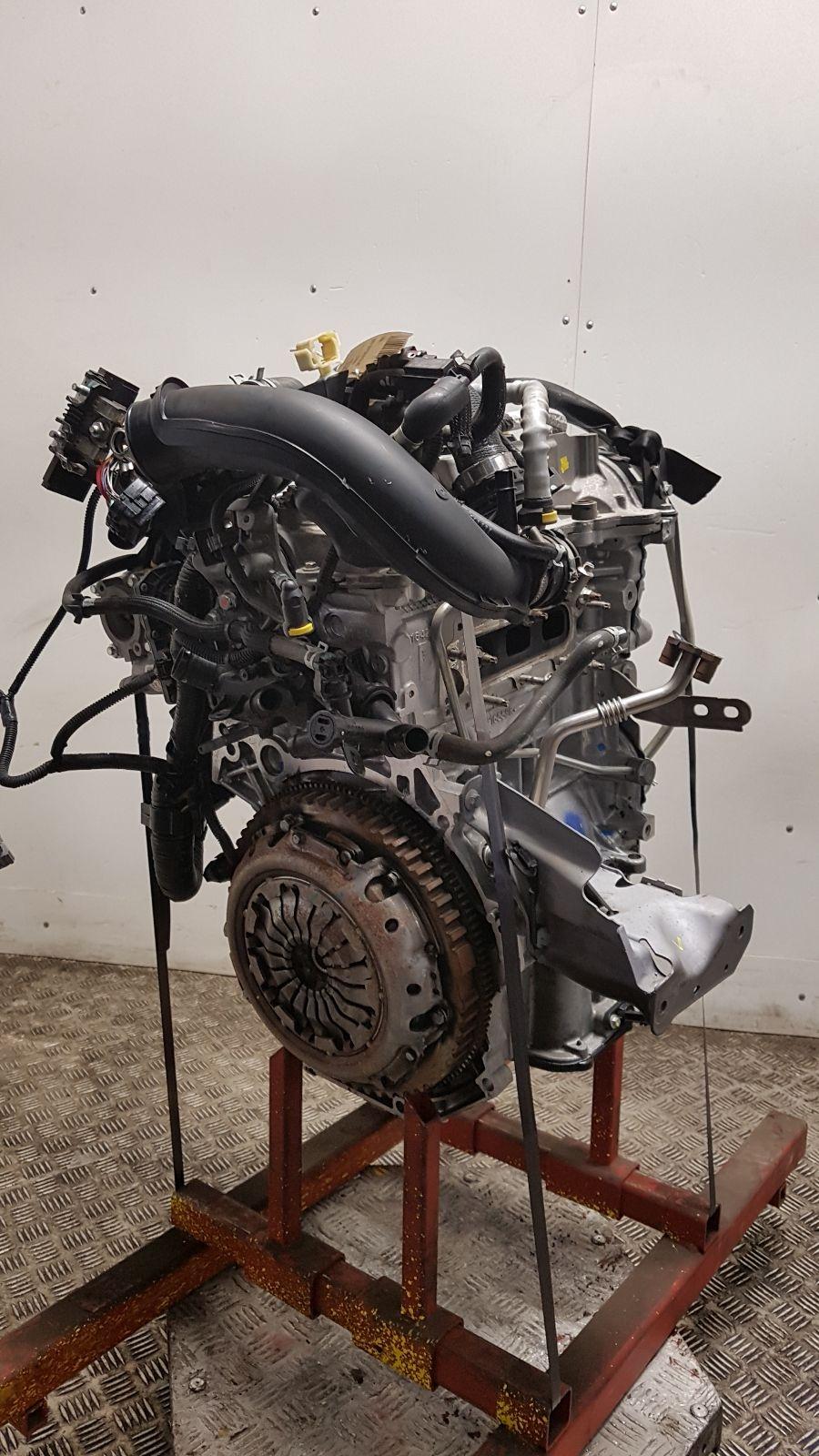 View Auto part Engine Nissan Micra 2017