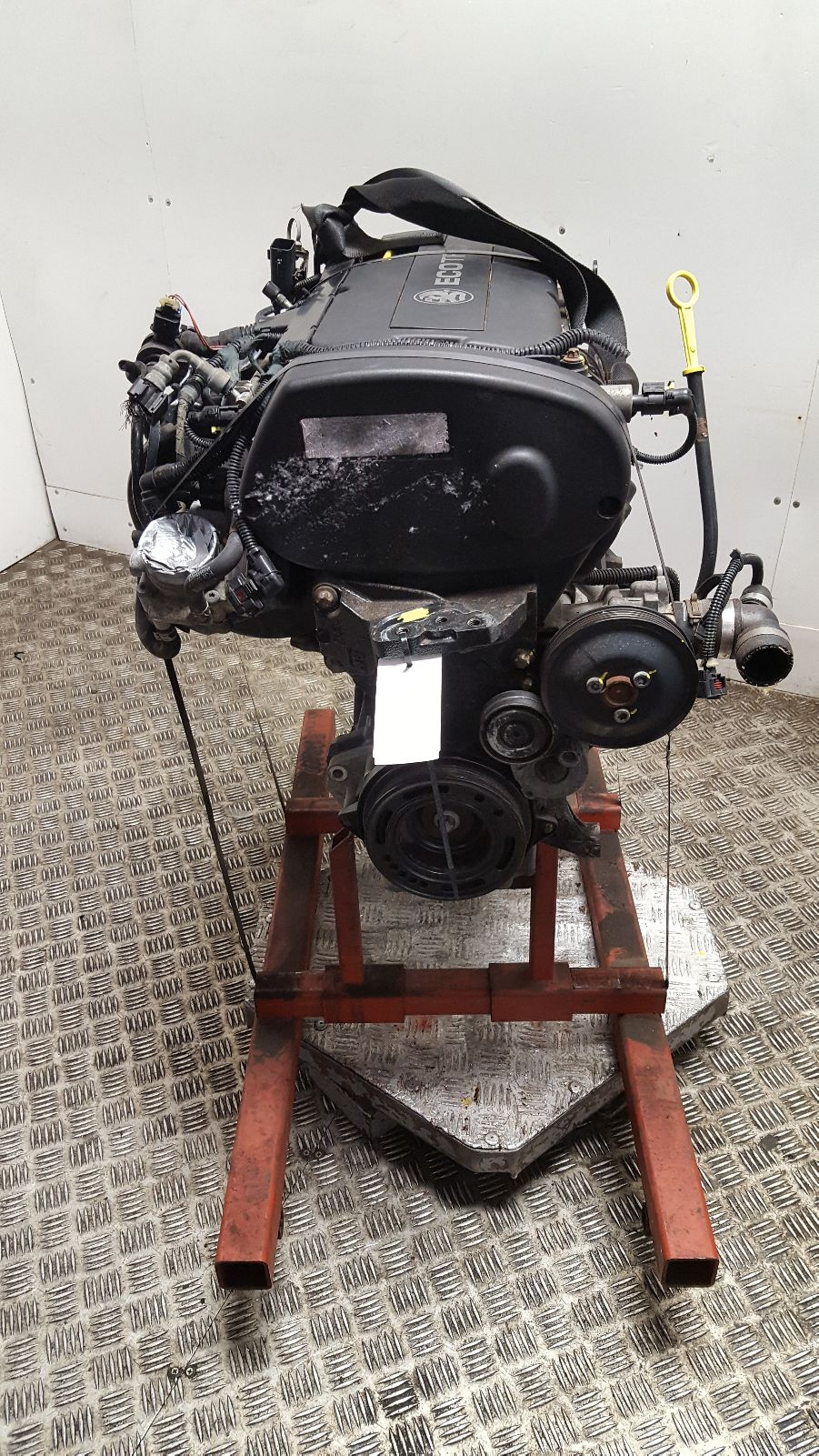 View Auto part Engine Vauxhall Astra 2007