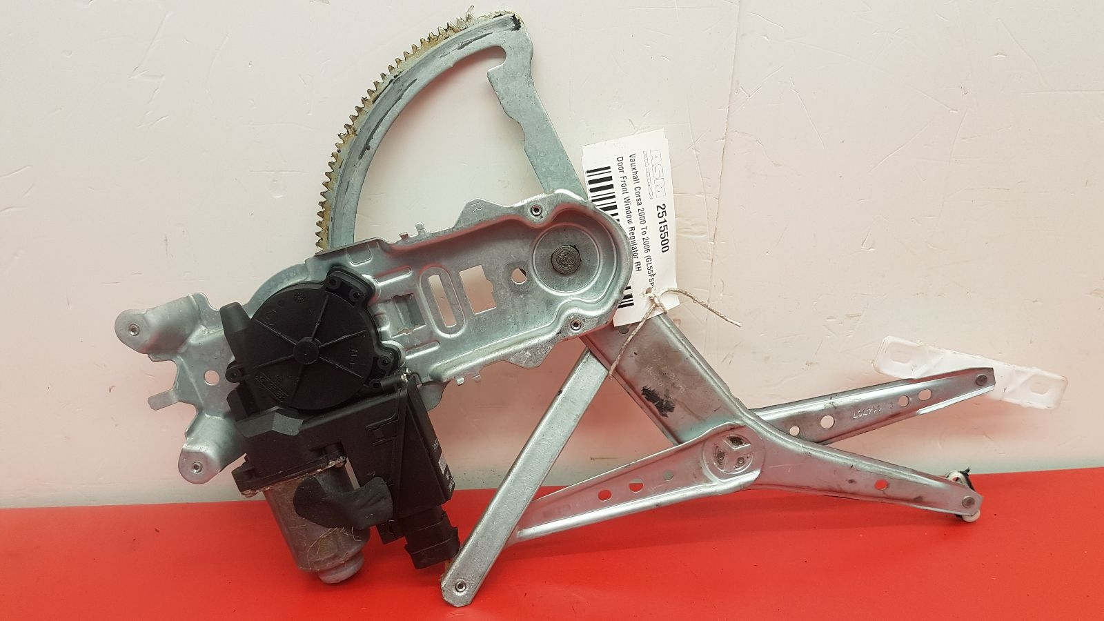 View Auto part RF Window Regulator Vauxhall Corsa 2006