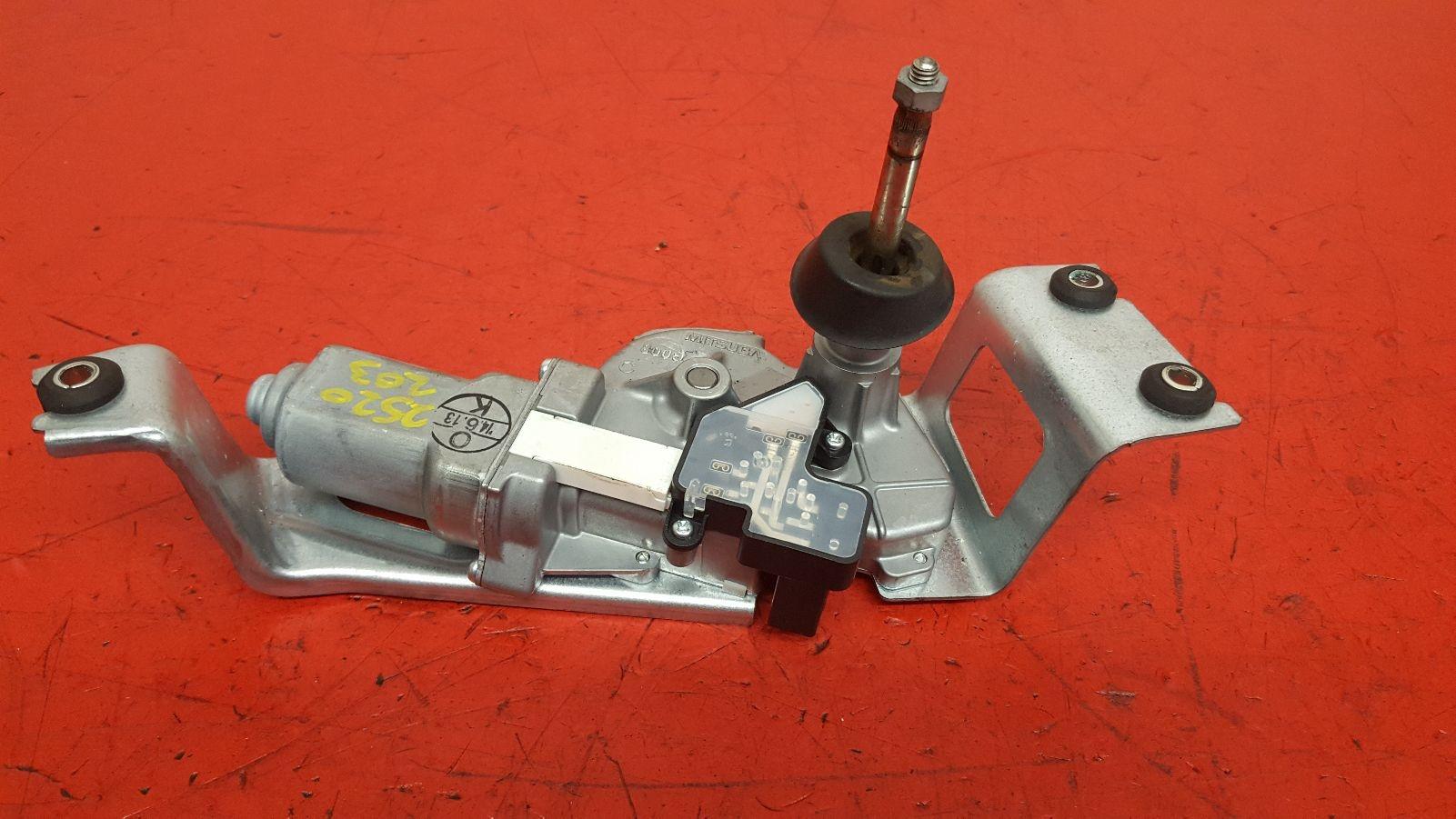 View Auto part Wiper Motor Rear Bmw 1 Series 2014