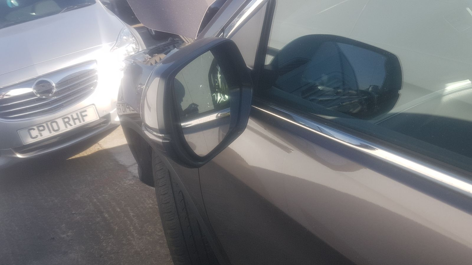 View Auto part L Door Mirror Honda Crv 2018