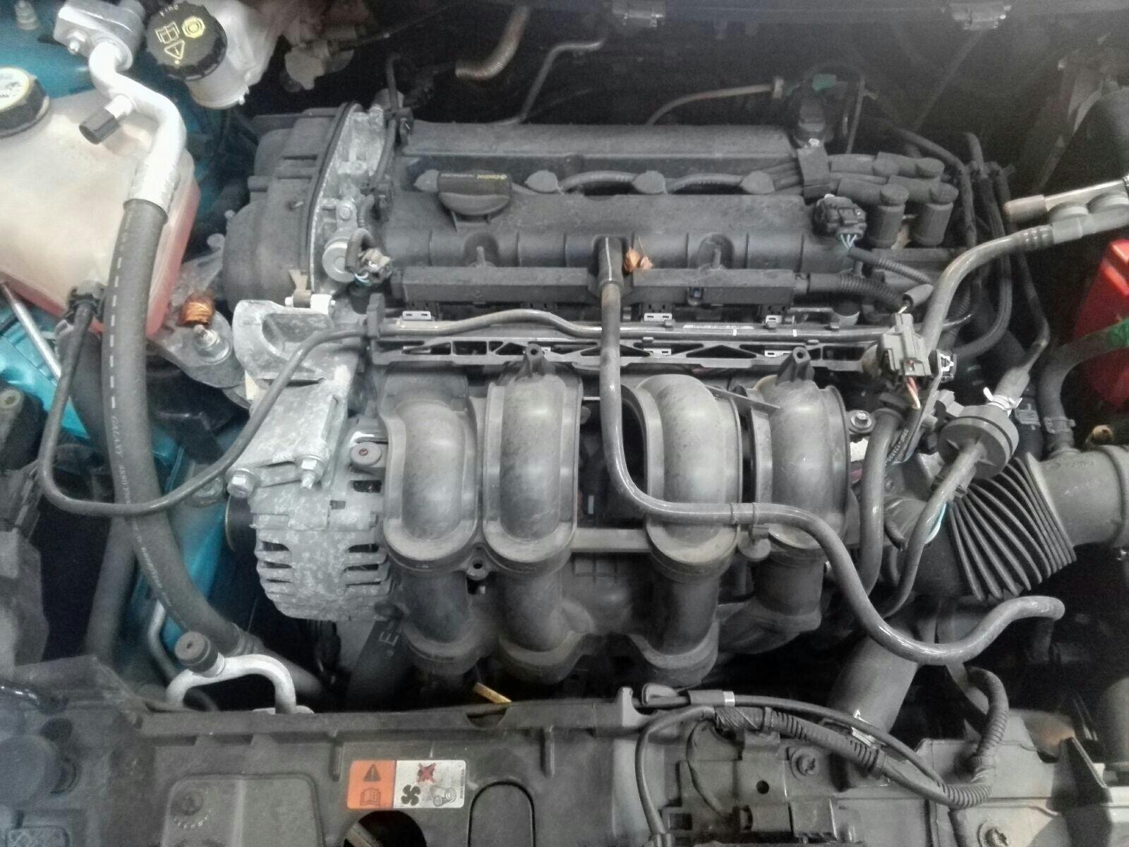 View Auto part Engine Ford Fiesta 2012