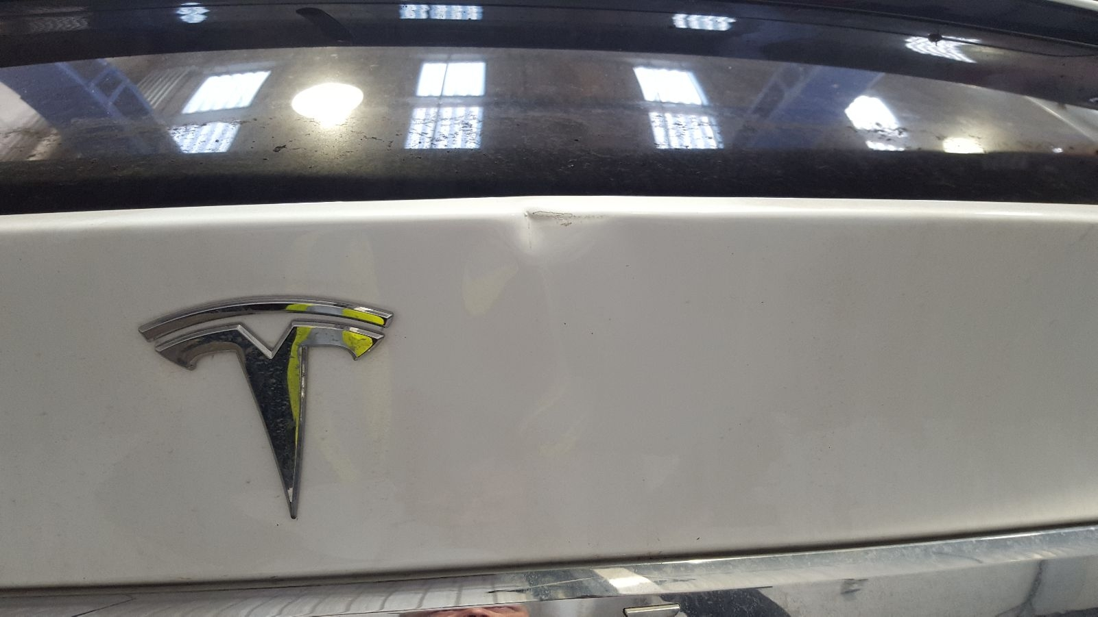 View Auto part Bootlid/Tailgate Tesla Model X 2017