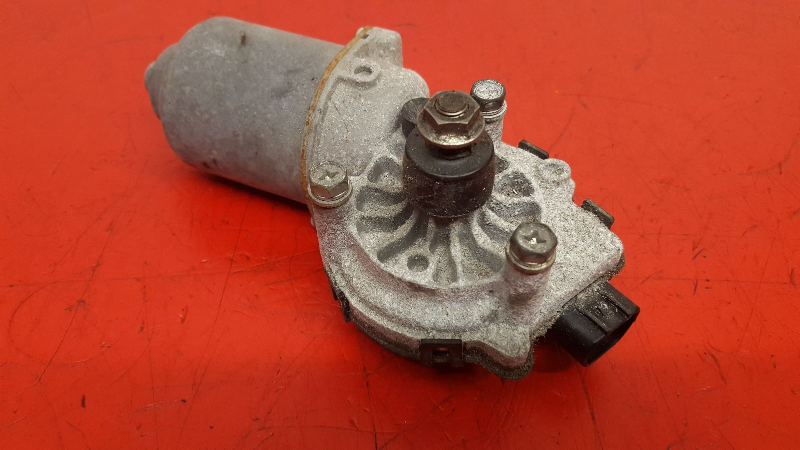 View Auto part Wiper Motor Front Toyota Yaris 2011