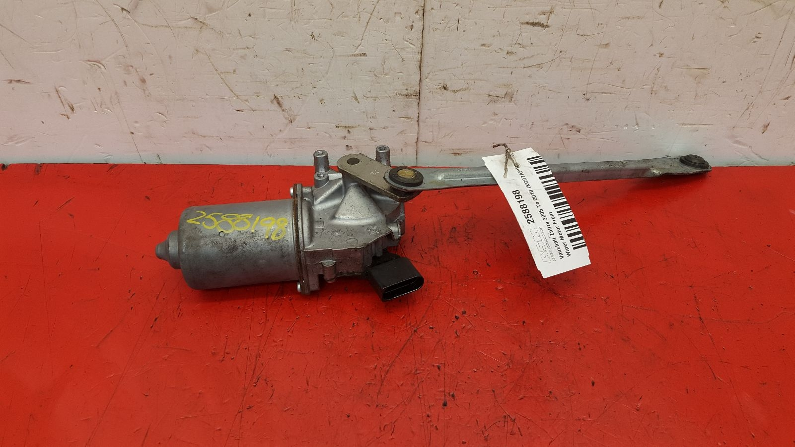 View Auto part Wiper Motor Front Vauxhall Zafira 2007