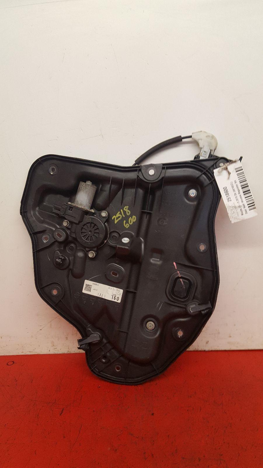 View Auto part RR Window Regulator Mazda Cx-3 2018