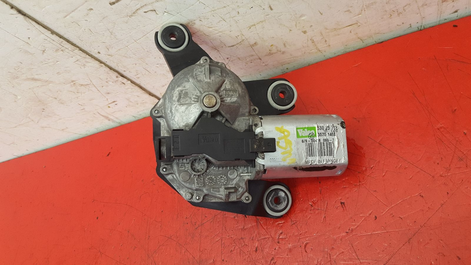 View Auto part Wiper Motor Rear Fiat Grande Punto 2007