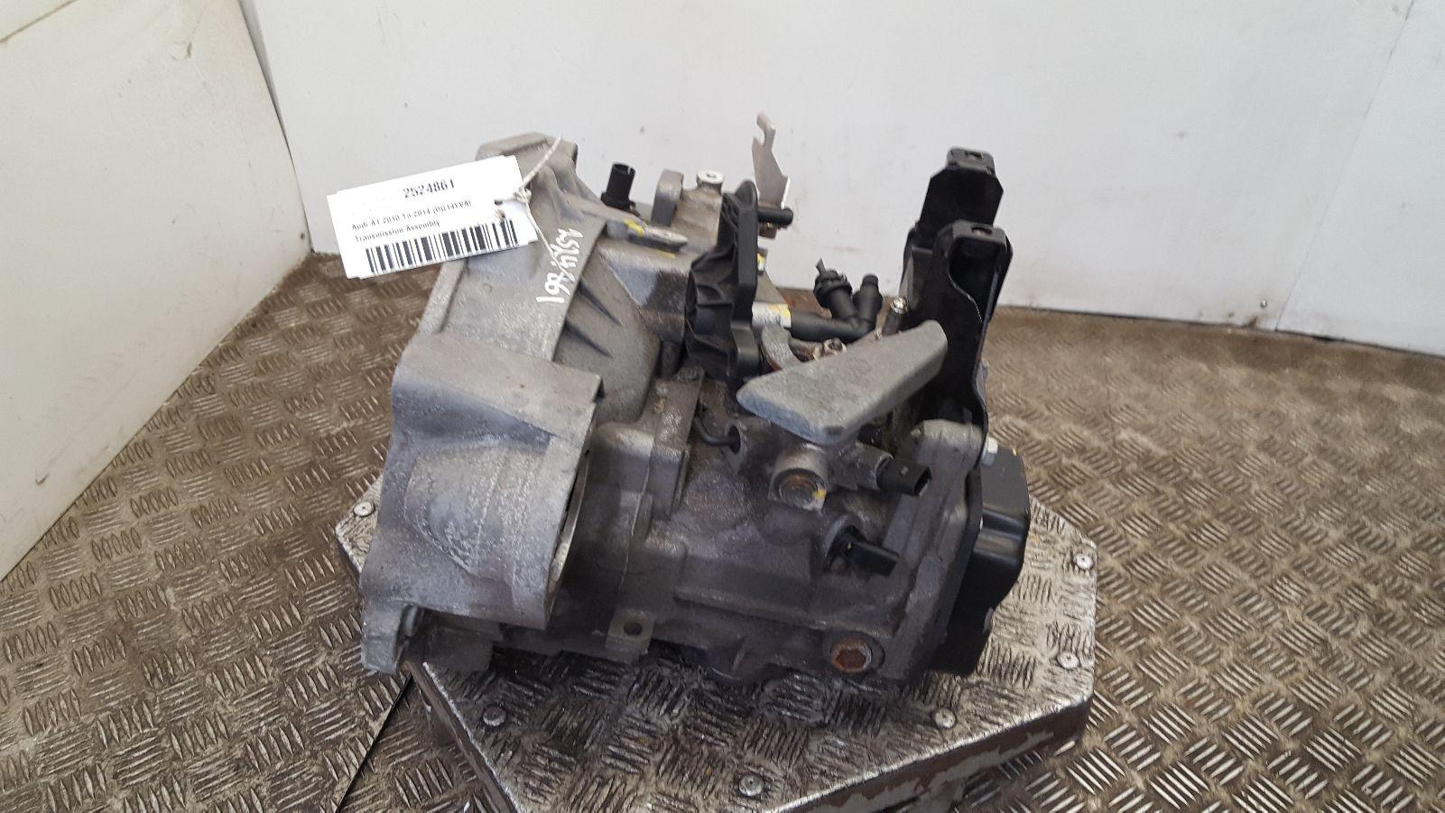 View Auto part Gearbox Audi A1 2014