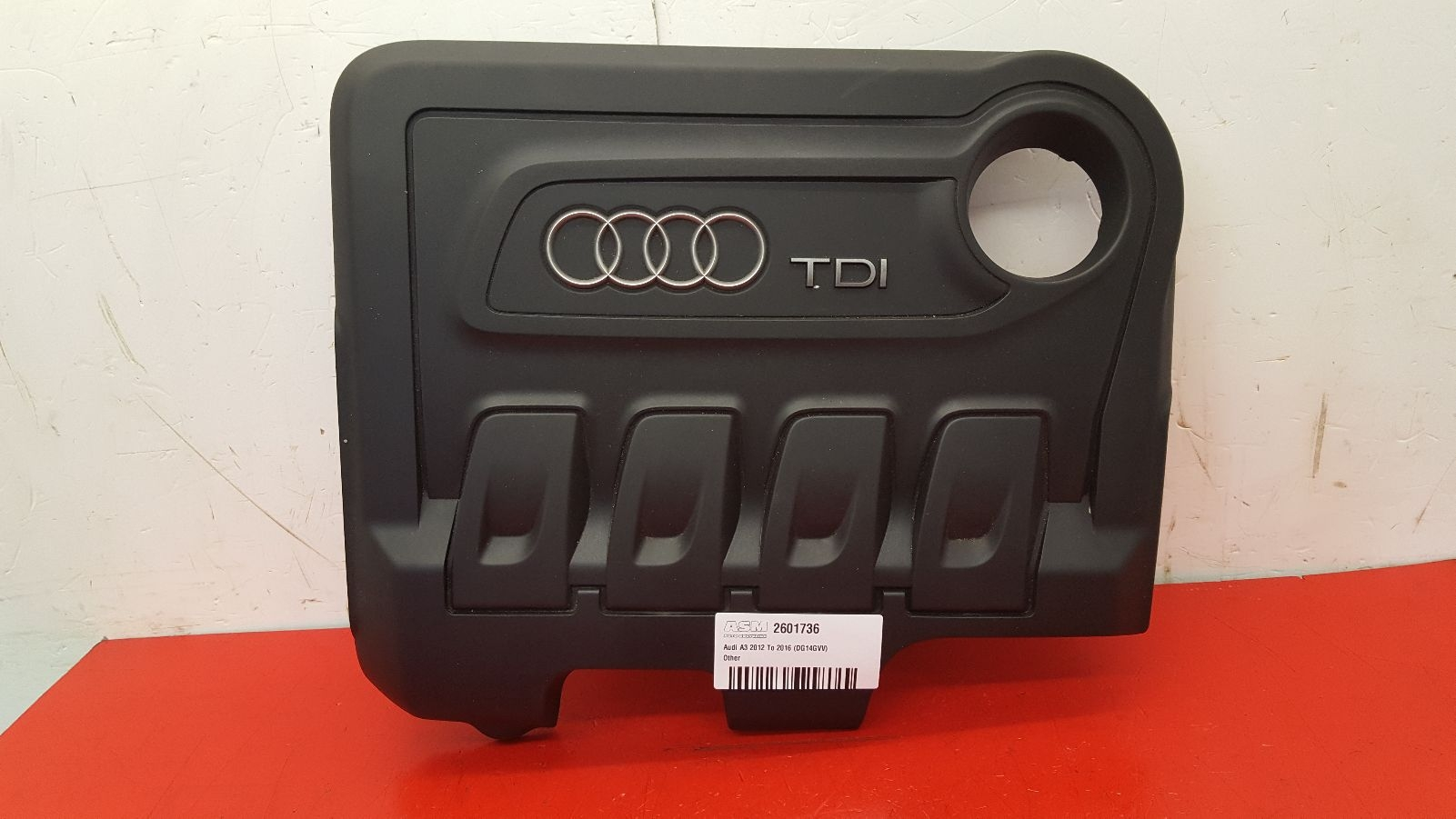 View Auto part Engine Cover Audi A3 2014