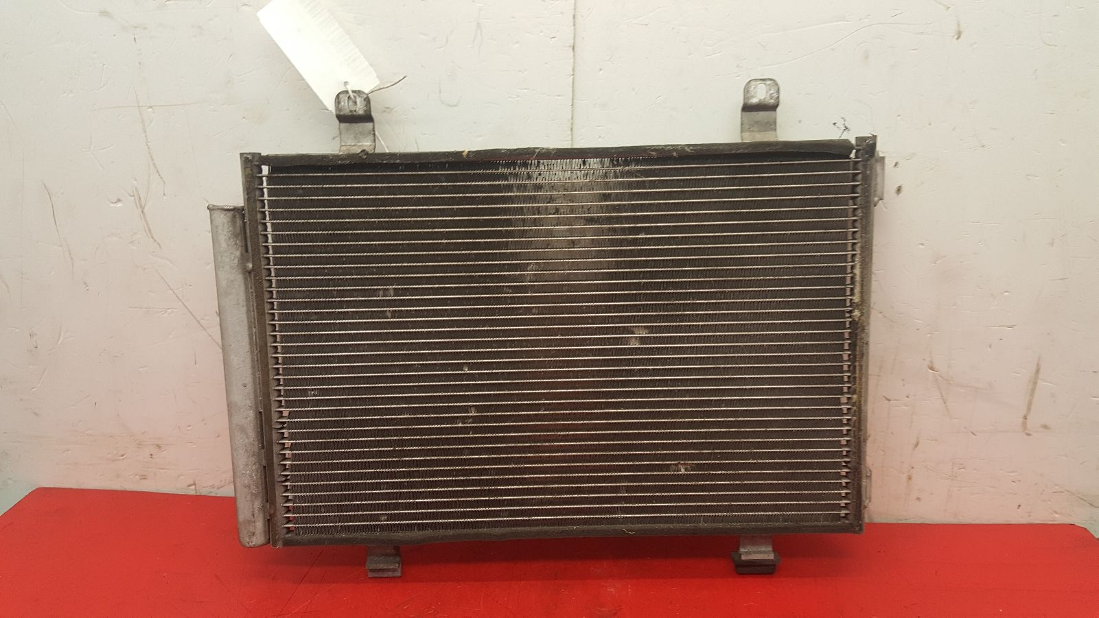 View Auto part Condenser Suzuki Splash 2009