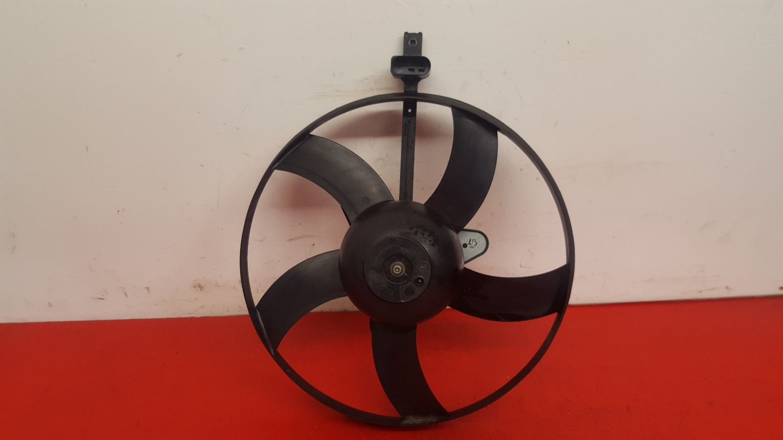 View Auto part Engine Cooling Motor Volkswagen Polo 2011
