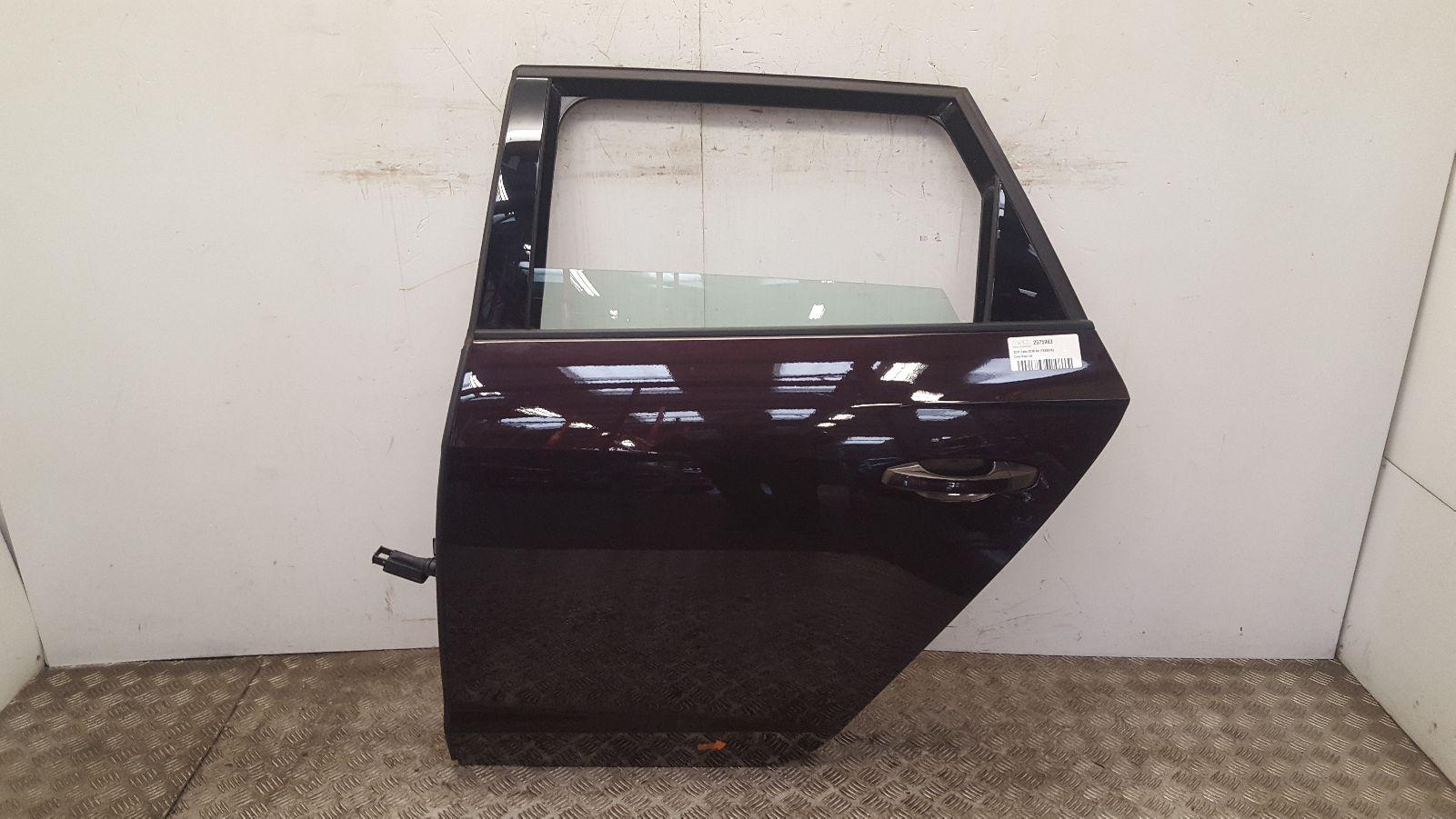 View Auto part L Rear Door Seat Leon 2018