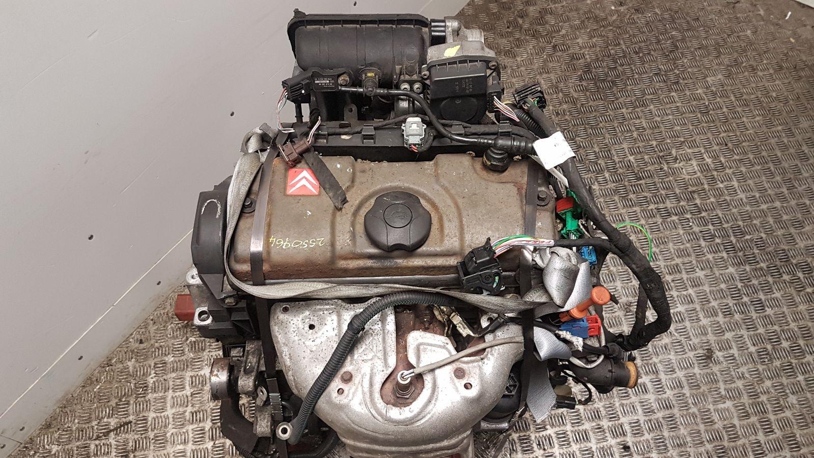 View Auto part Engine Citroen C3 2002