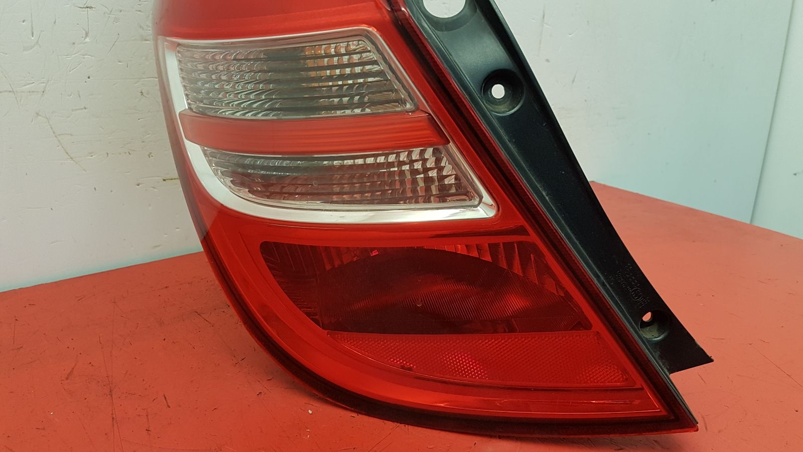 View Auto part L Taillight Hyundai I30 2010