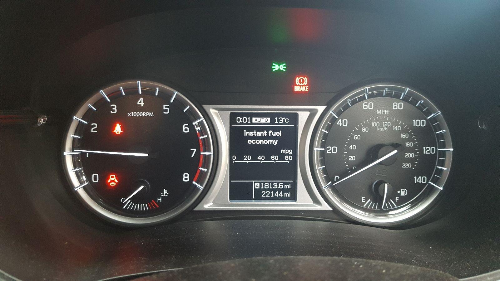 View Auto part Engine Suzuki Vitara 2018