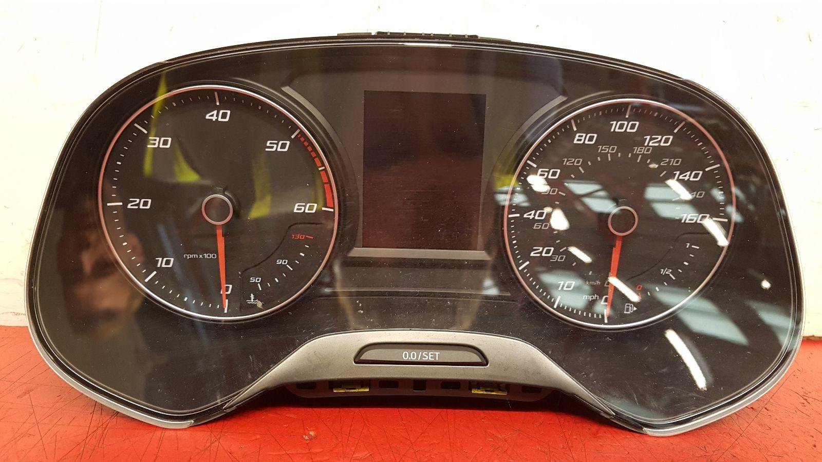 View Auto part Speedometer Seat Leon 2018