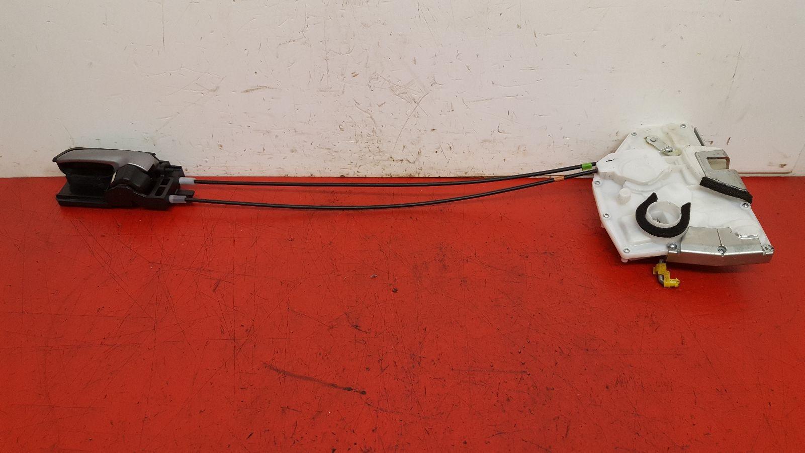 View Auto part Door Lock Assembly Suzuki Splash 2013