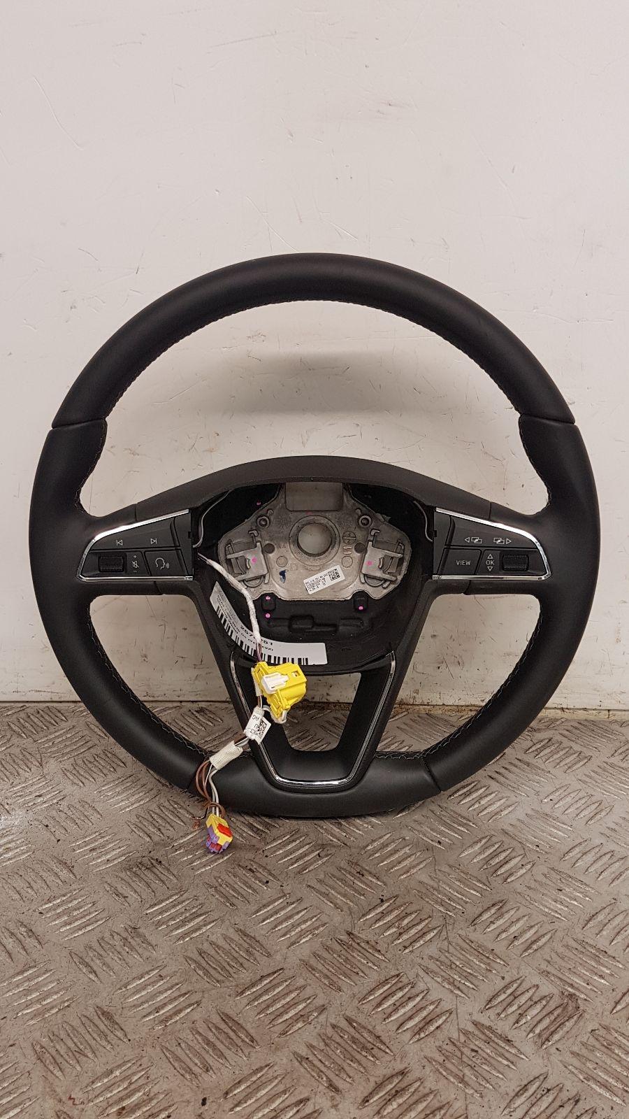 View Auto part Steering Wheel Seat Leon 2018