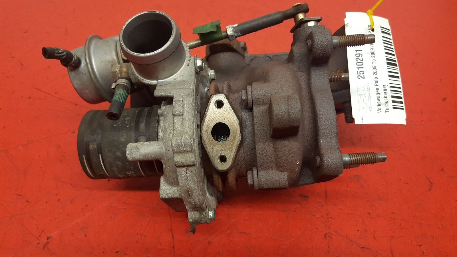 View Auto part Turbocharger Volkswagen Polo 2007