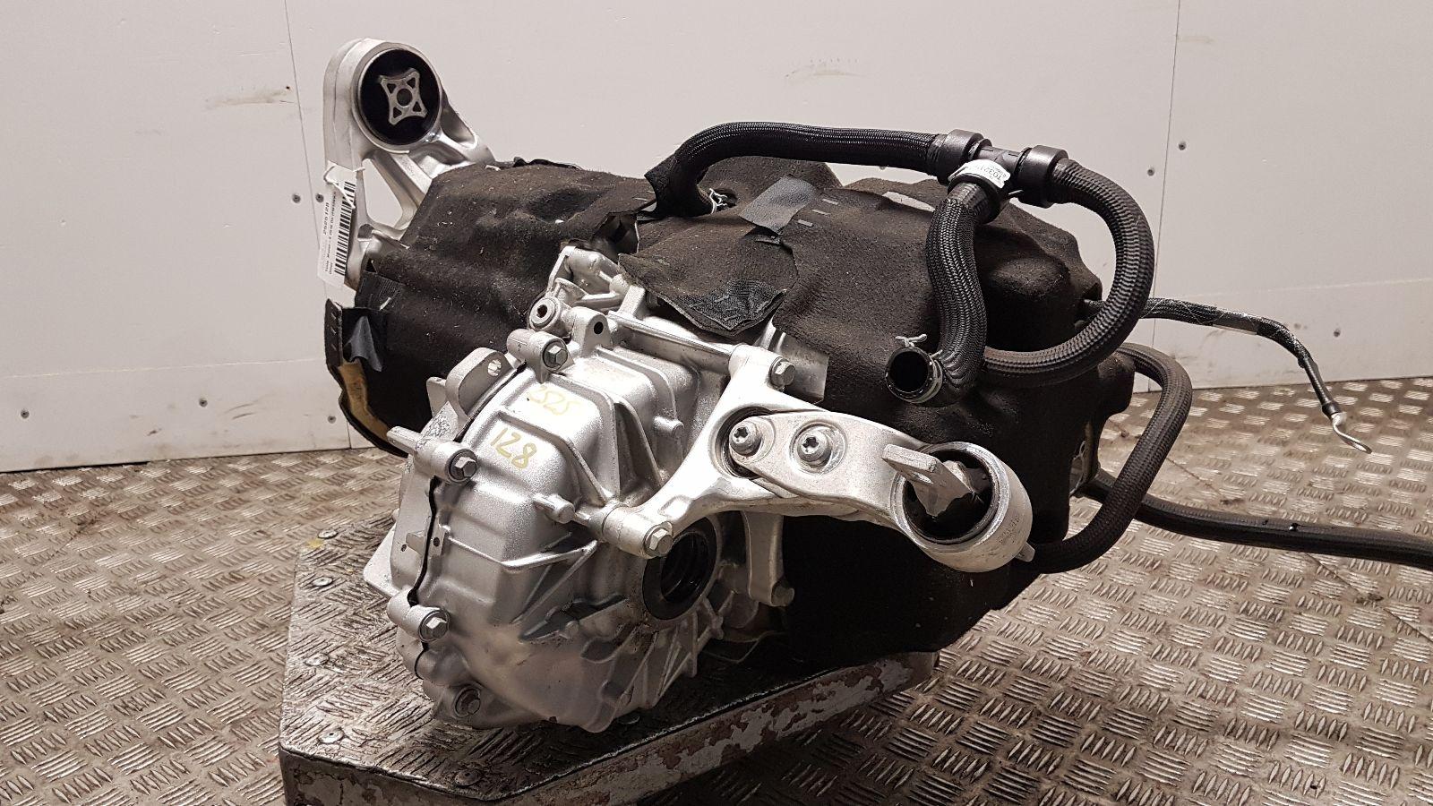 View Auto part Engine Tesla Model X 2017
