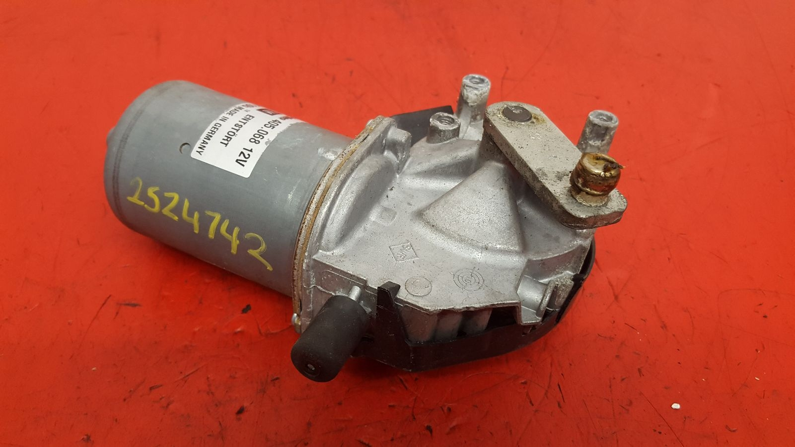 View Auto part Wiper Motor Front Vauxhall Corsa 2010