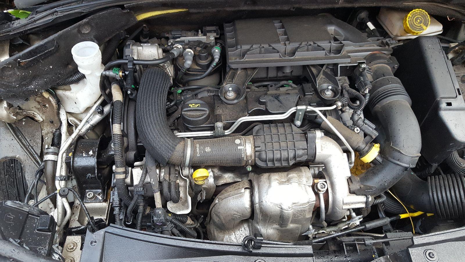 View Auto part Engine Citroen C3 2010
