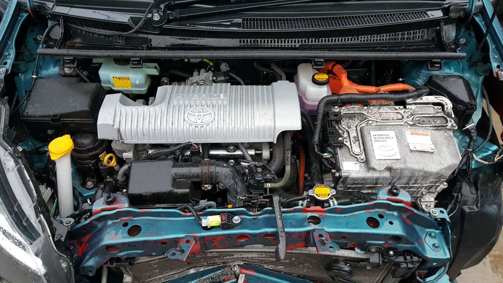 View Auto part Engine Toyota Yaris 2013
