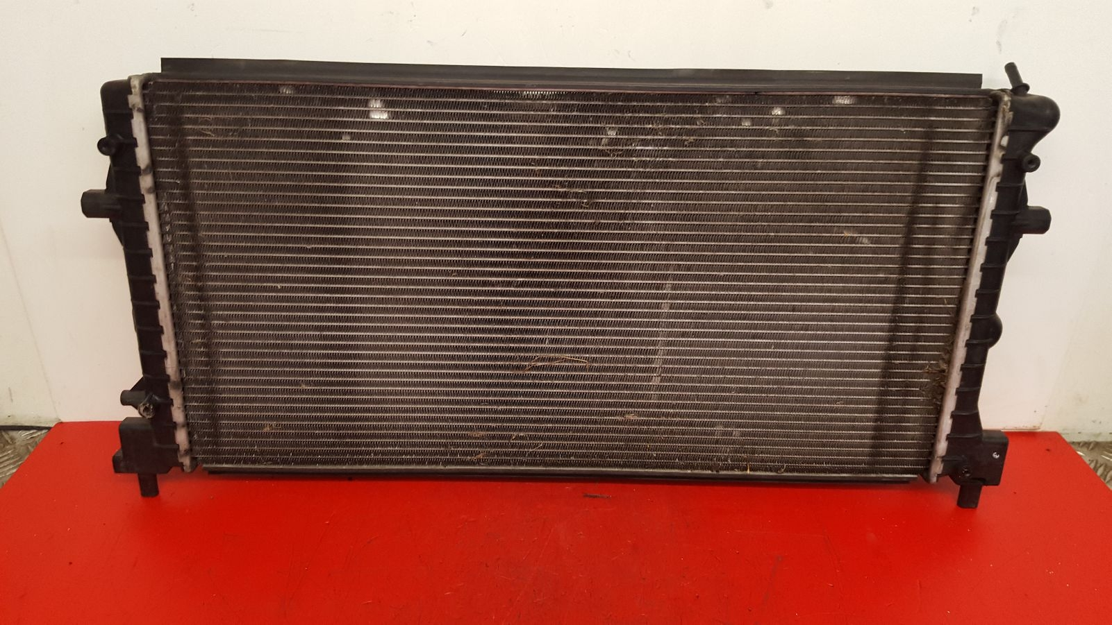 View Auto part Radiator Audi A1 2014