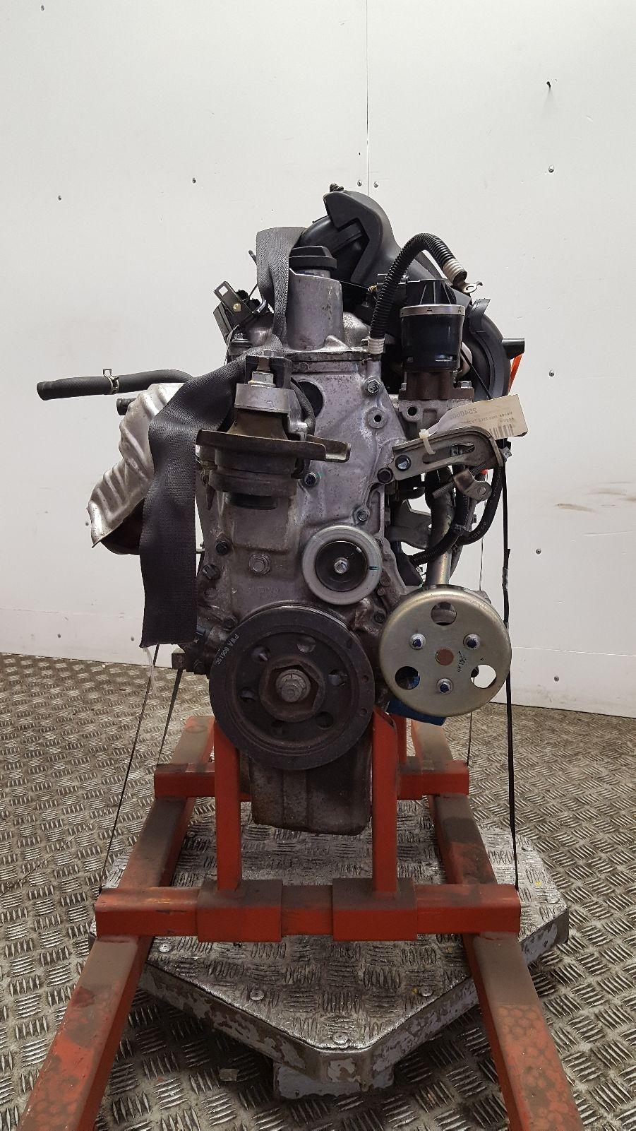 View Auto part Engine Honda Jazz 2008