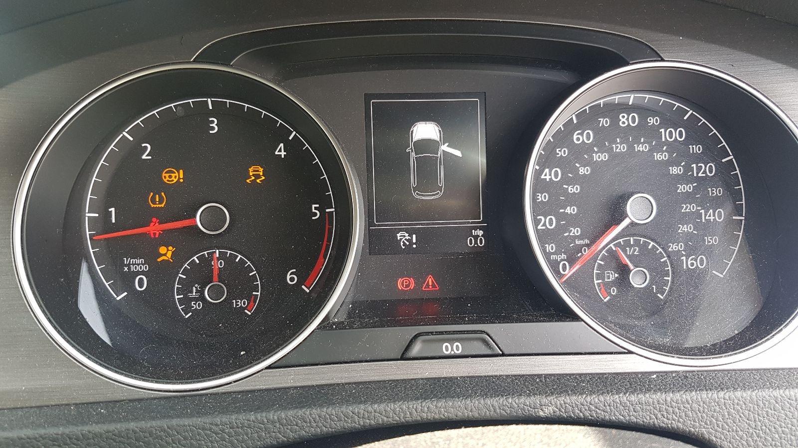 View Auto part Engine Volkswagen Golf 2013