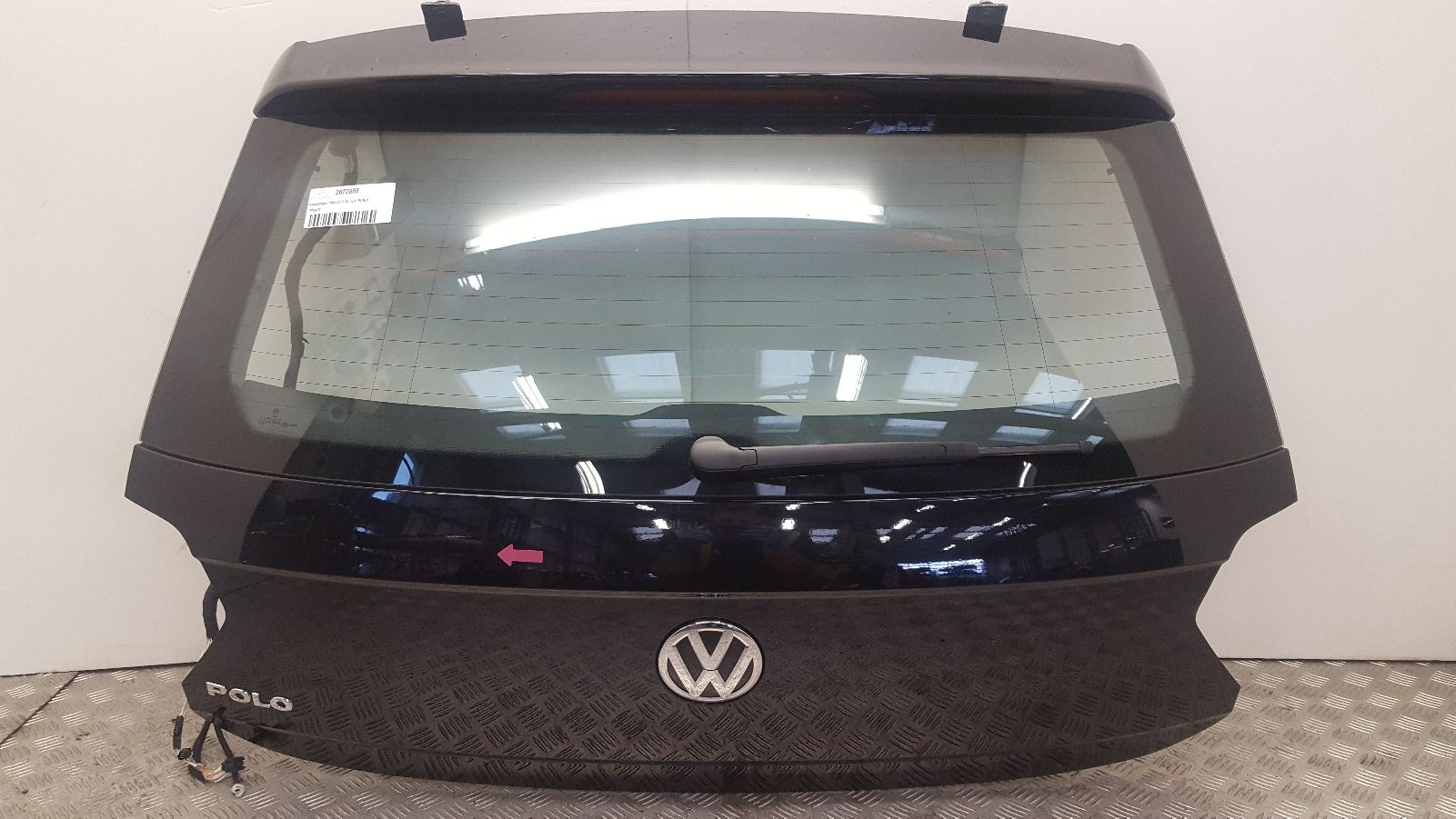 View Auto part Bootlid/Tailgate Volkswagen Polo 2019