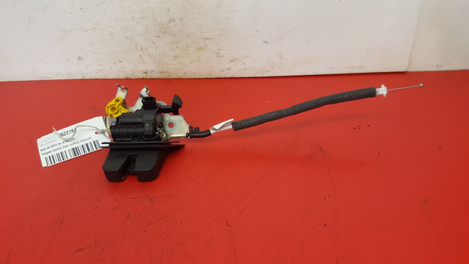 View Auto part Bootlid/Tailgate Lock Audi A4 2016