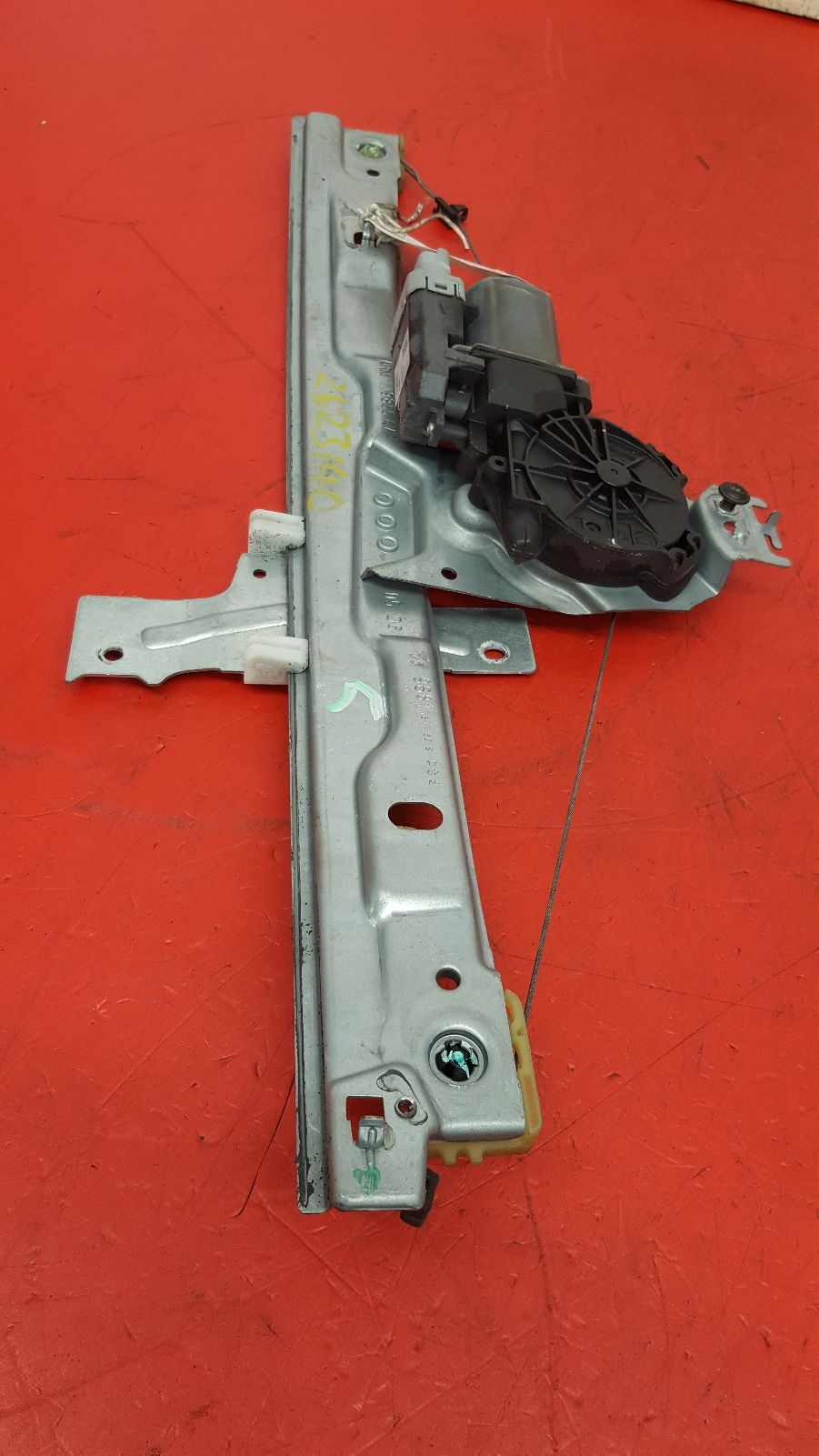 View Auto part RF Window Regulator Peugeot 207 2006