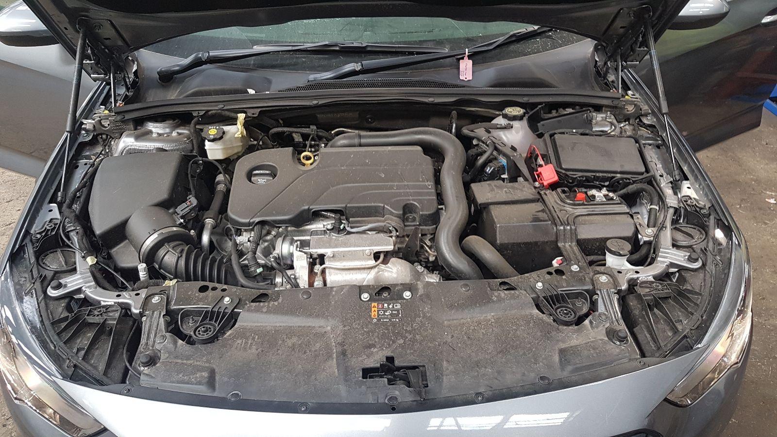 View Auto part Engine Vauxhall Insignia 2019