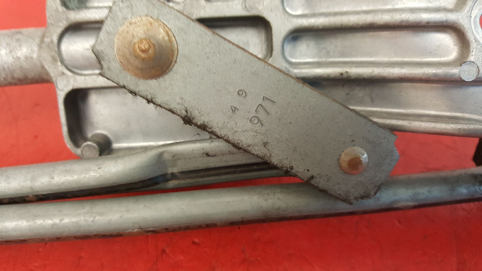 View Auto part Wiper Linkage Vauxhall Insignia 2009